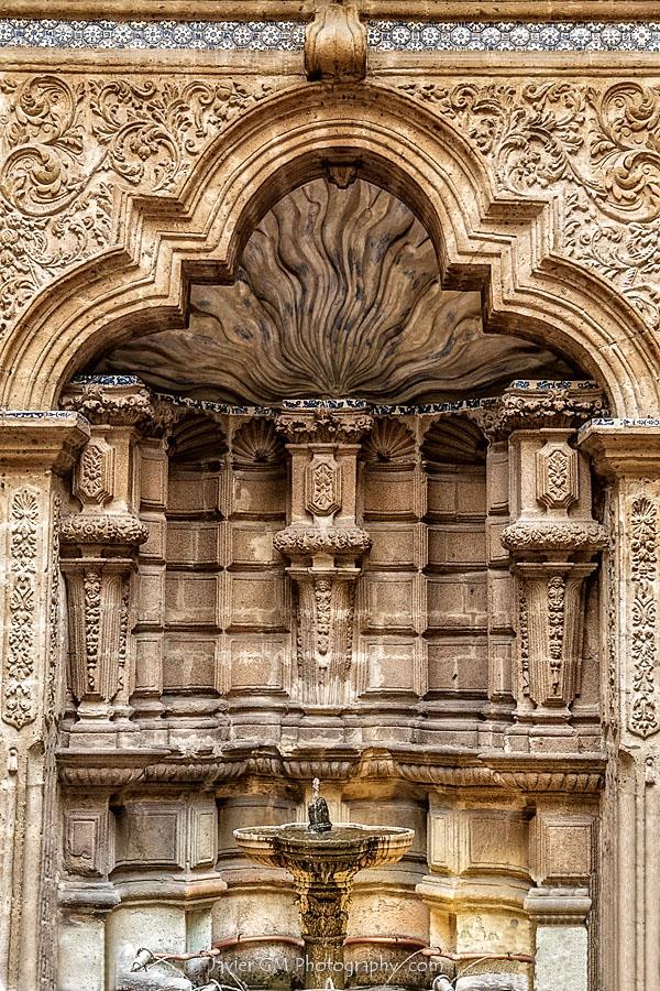 La fuente del estampas de m xico for Edificio de los azulejos