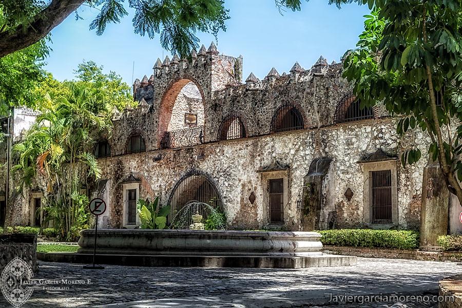 Casco De La Antigua Ex Hacienda Estampas De M 233 Xico